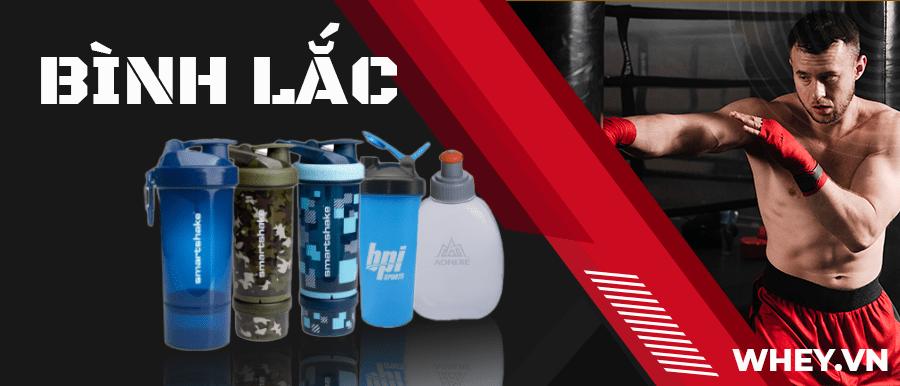Bình Lắc Shaker Tập Gym là phụ kiện hỗ trợ mang nước, pha lắc sản phẩm dạng bột. Bình Lắc Shaker Tập Gym cao cấp, chính hãng, giá rẻ tại Hà Nội TpHCM